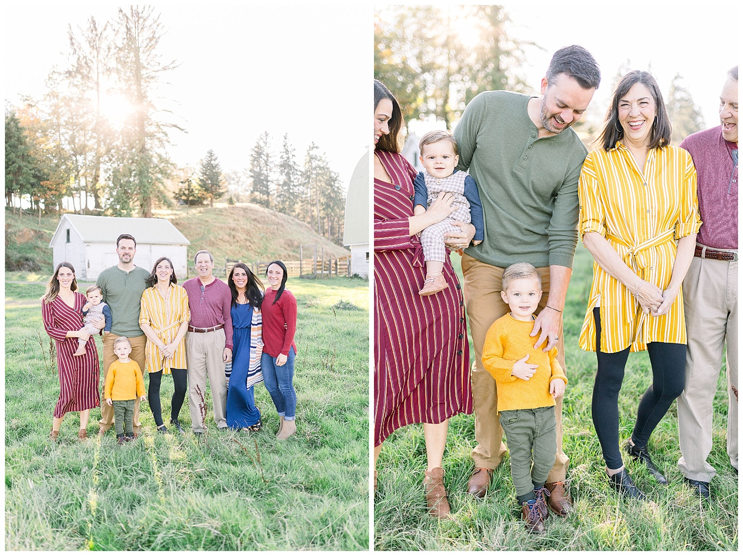 Dreamy Family Session on Rose Ranch | Pacific Northwest Family Session | Light and Airy Photographer | Emma Rose Company Seattle and Portland Wedding Photographer_0006.jpg