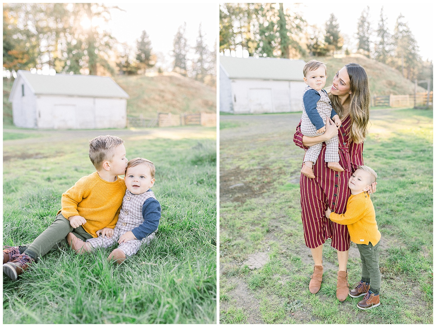 Dreamy Family Session on Rose Ranch | Pacific Northwest Family Session | Light and Airy Photographer | Emma Rose Company Seattle and Portland Wedding Photographer_0014.jpg