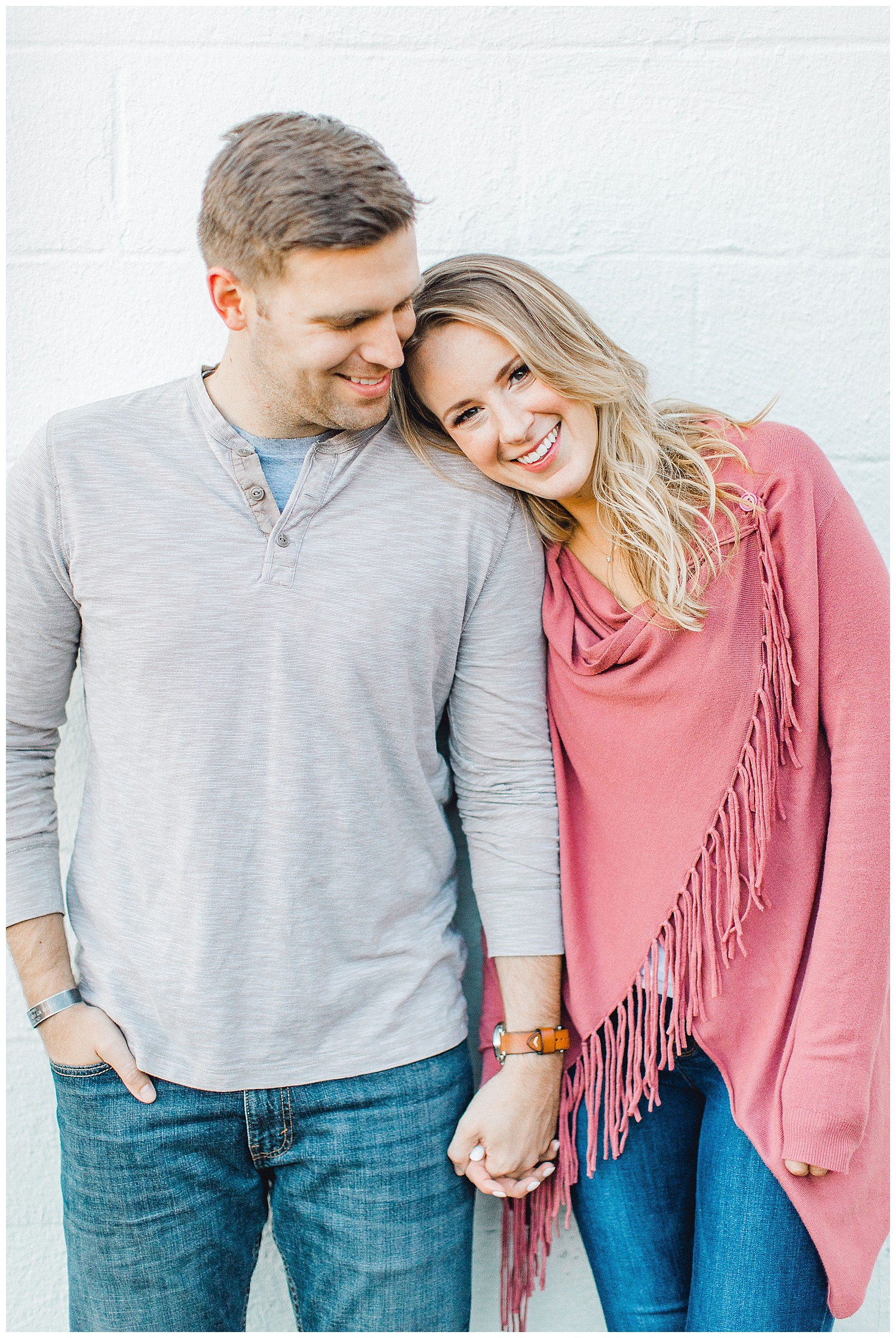 ERC_1061_Downtown Nashville Engagement Session at Barista Parlor | Emma Rose Company Wedding Photographer | Outfit Inspiration for Engagement Session | Kindred Light and Airy Photographer.jpg