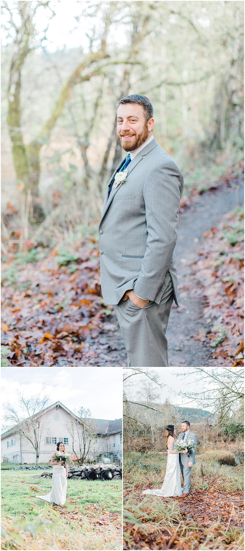 Chehalis Washington Winter Wedding Silver and White | Willapa Hills Farm Wedding | Eastham | Emma Rose Company PNW Light and Airy Wedding Photographer_0019.jpg