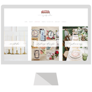 Jessie wanted a website that is not only stunning and extremely easy to navigate through but one that has no clutter and is straight to the point.  Project keywords: timeless, kind, simple, dedicated, classic, focused, motivated
