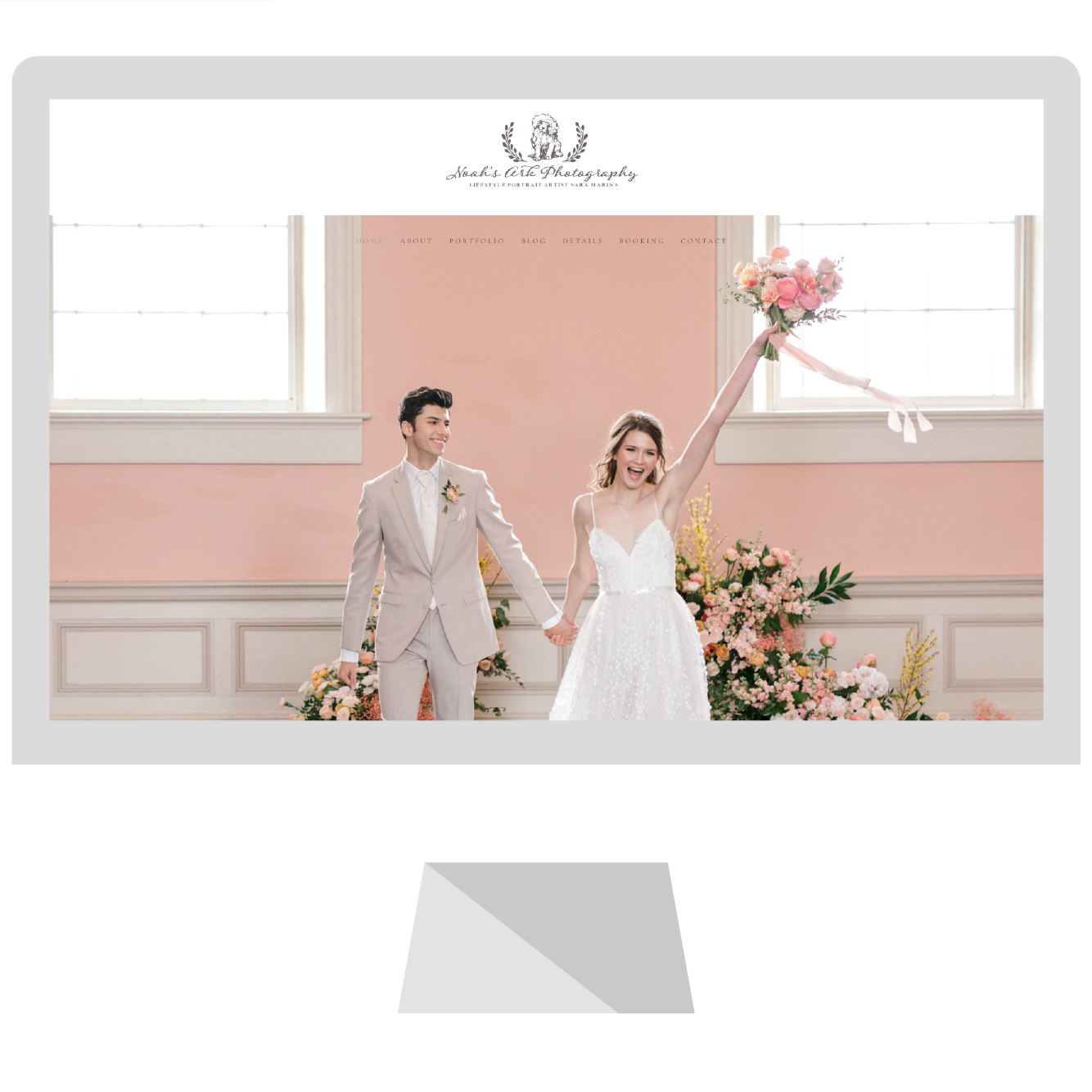 Emma Rose Company | Squarespace Website Designer for Photographer and Seattle Wedding and Portrait Photographer