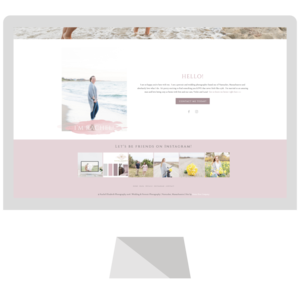 Rachel Elizabeth Photography is a wedding and portrait photographer based in Nantuckett, MA and hired Emma Rose Company for a custom Squarespace website design.  Mauve branding was implemented to best highlight her photography business.png