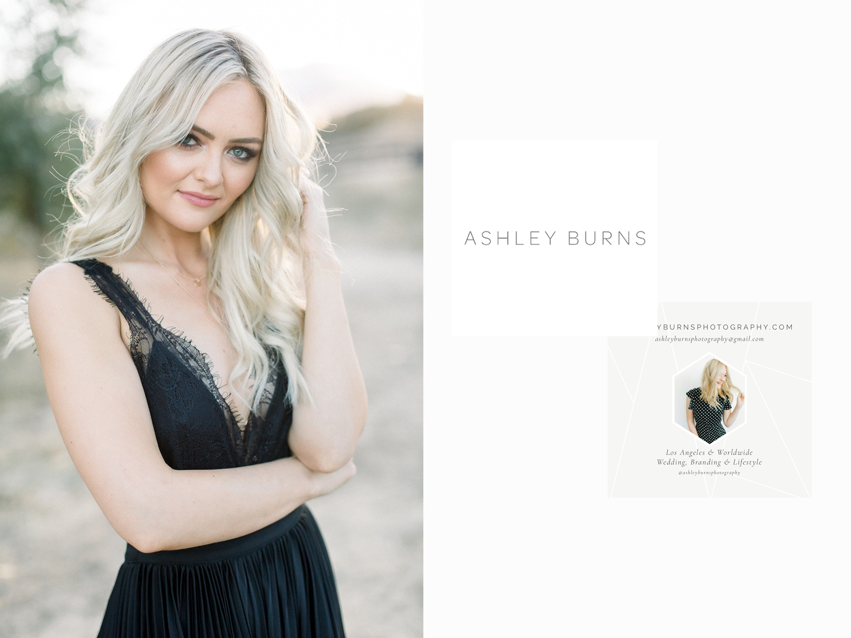 Ashley Burns is a wedding photographer in the LA area with modern and simple branding by Emma Rose Company.  Get inspired with her custom Squarespace website design by Emma Rose.  Custom web design for photographers.3.jpg