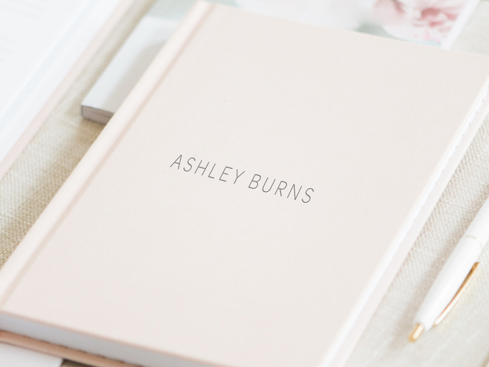 Ashley Burns is a wedding photographer in the LA area with modern and simple branding by Emma Rose Company.  Get inspired with her custom Squarespace website design by Emma Rose.  Custom web design for photographers.6.jpg
