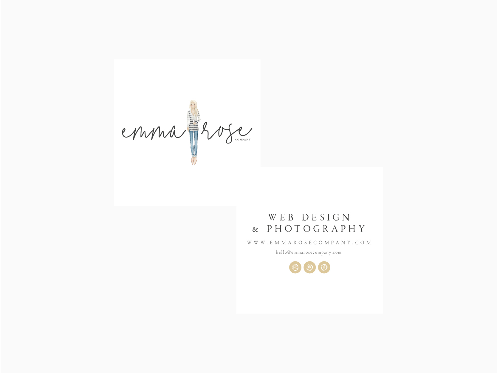 Emma Rose Company Squarespace Website Designer Mustard and Yellow Brand Inspiration #branding #yellowbrand #emmarosecompany