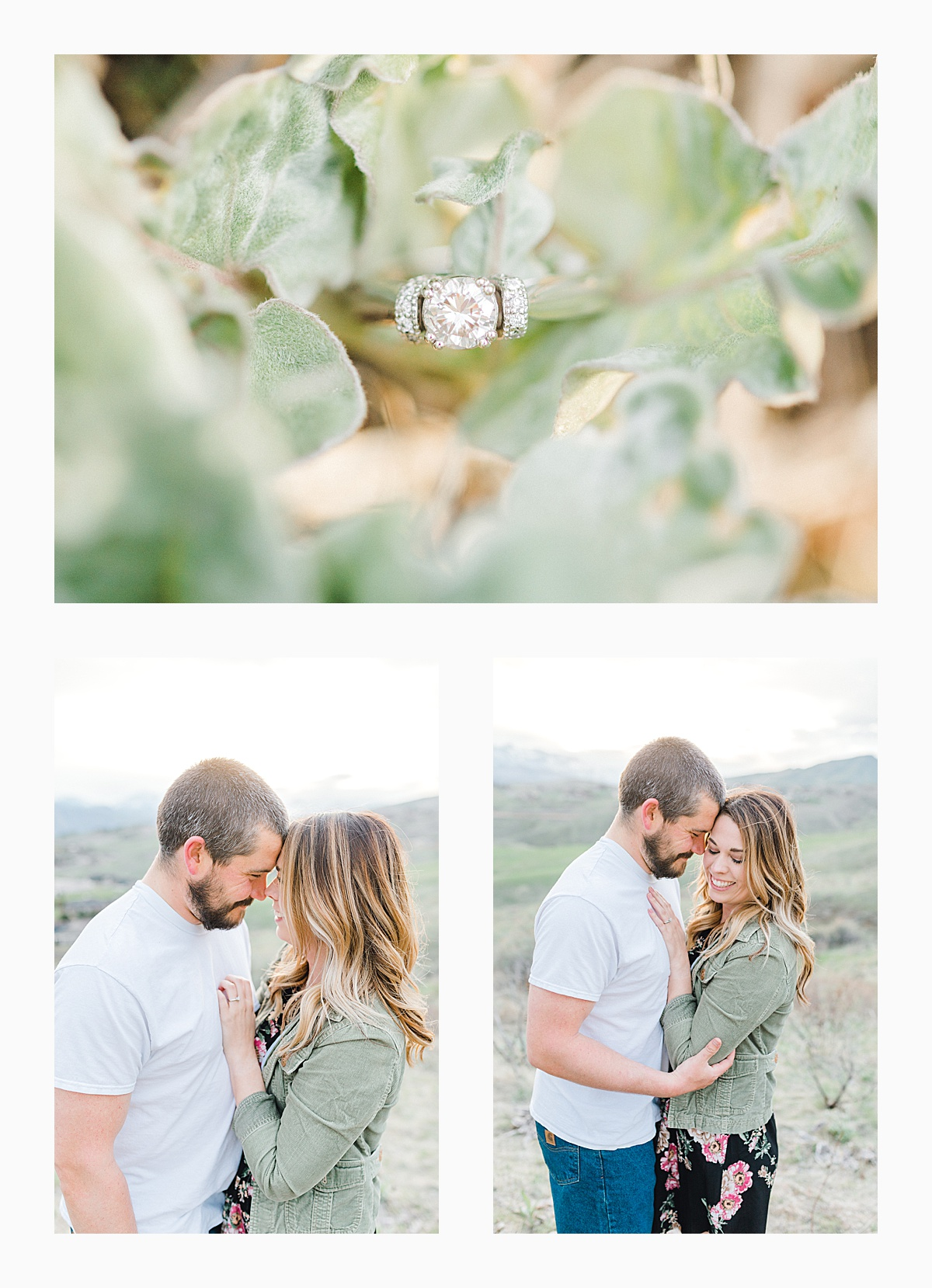 Pacific Northwest Engagement Session in the Sagebrush with Emma Rose Company who is a light and airy wedding photographer based in Seattle, Washington_0021.jpg