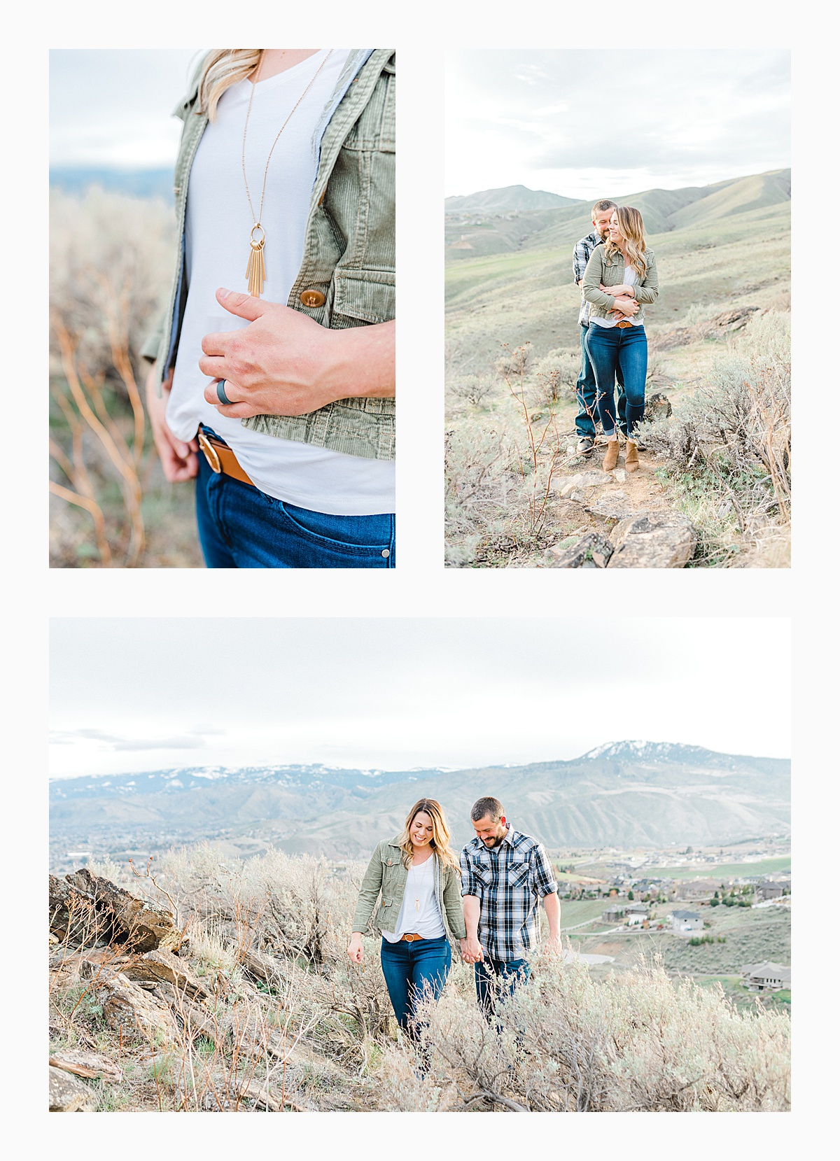Pacific Northwest Engagement Session in the Sagebrush with Emma Rose Company who is a light and airy wedding photographer based in Seattle, Washington_0034.jpg