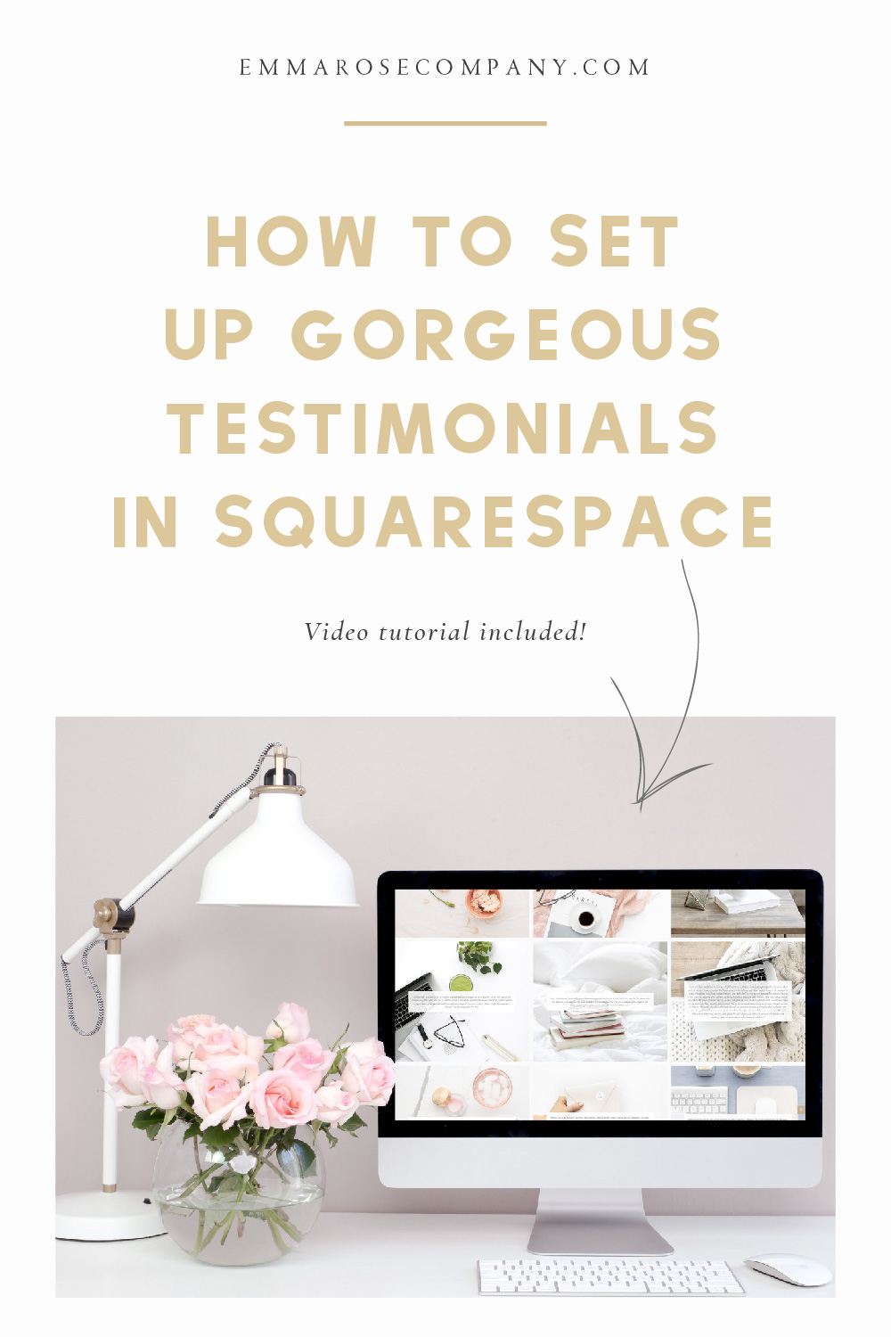How to Set Up Gorgeous Split Testimonials with an index gallery Page in Squarespace | Squarespace Hack | Tips and Tricks Emma Rose Company | Squarespace Website Designer for Photographers.jpg