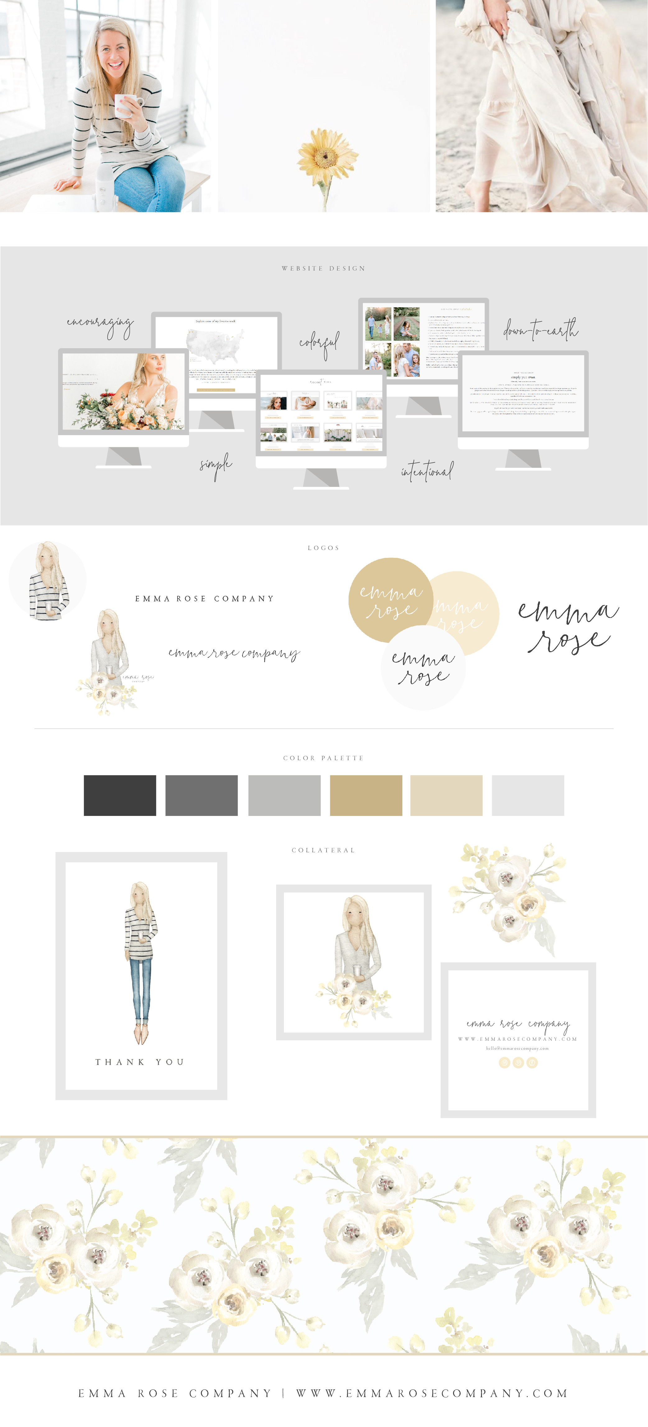 Emma Rose Company Squarespace Website Designer for Photographers   Alexis Ralston Photography Web Design Launch   ERC Designs   Beautiful Film Photography and Branding