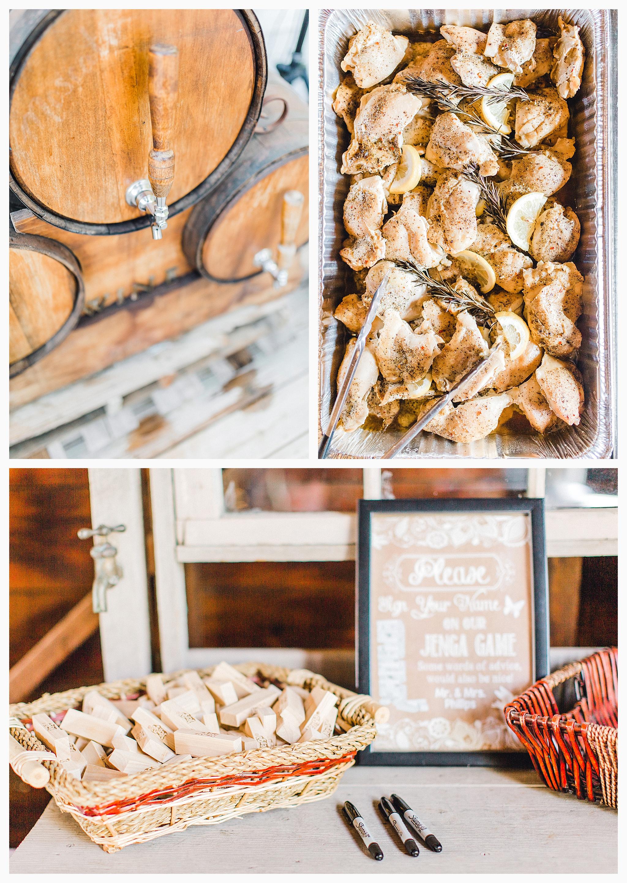 Rustic barn wedding in Wenatchee Washington at Sunshine Ranch on Easy Street, Emma Rose Company Seattle PNW Light and Airy Wedding Photographer_0089.jpg