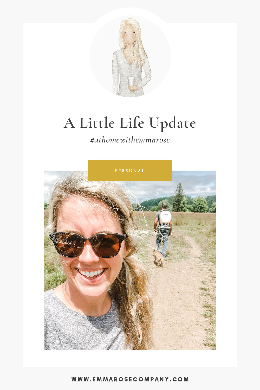 I'm bringing something a little different to the blog: a life update.  Basically I want this post to be a little bit of a highlight reel and update on a few things that are happening in my life and hopefully you find a bit of joy and connection through this post.