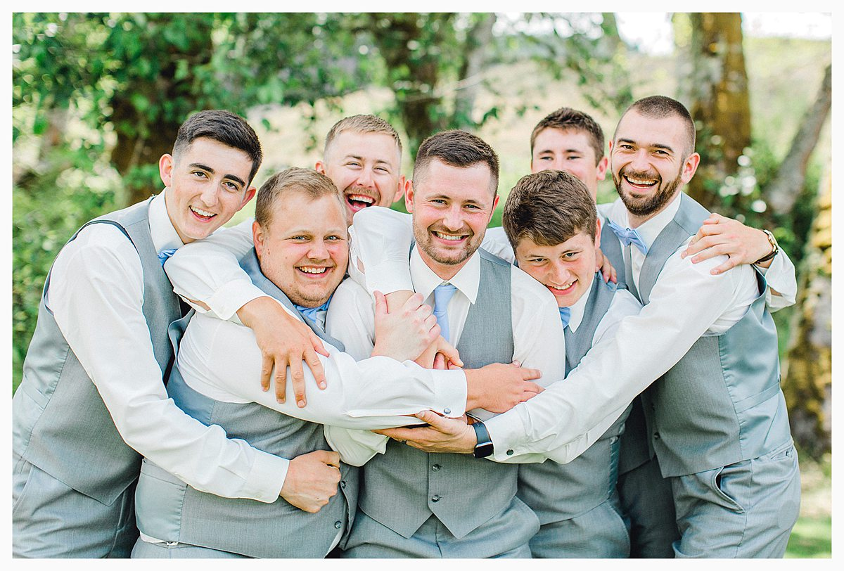 Rustic Coastal Blue Wedding in Southwest Washington, Emma Rose Company, Seattle and Portland Wedding Photographer, Light and Airy_0084.jpg
