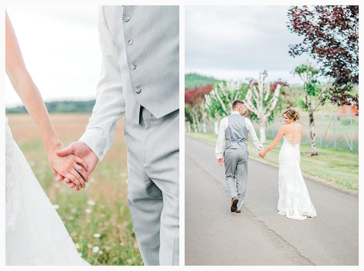 Rustic Coastal Blue Wedding in Southwest Washington, Emma Rose Company, Seattle and Portland Wedding Photographer, Light and Airy_0127.jpg