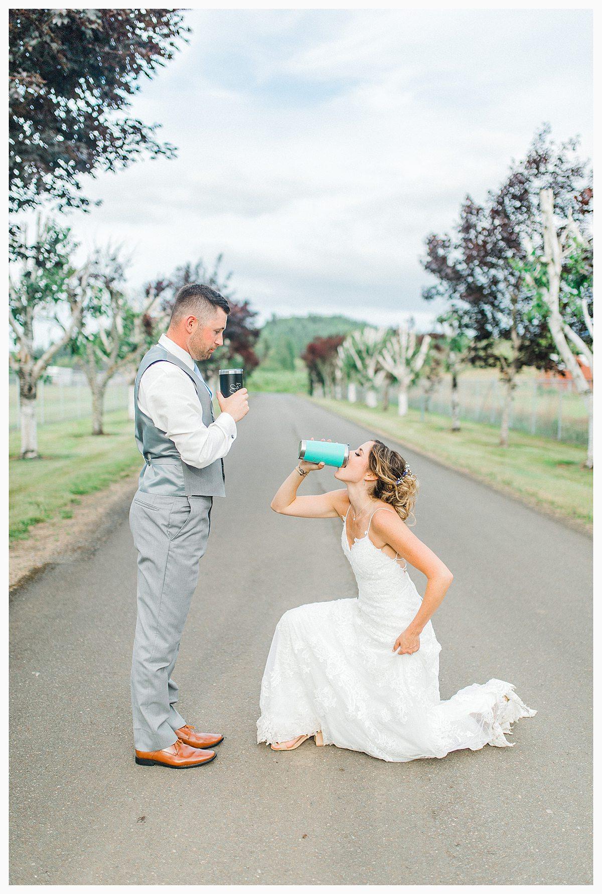 Rustic Coastal Blue Wedding in Southwest Washington, Emma Rose Company, Seattle and Portland Wedding Photographer, Light and Airy_0133.jpg