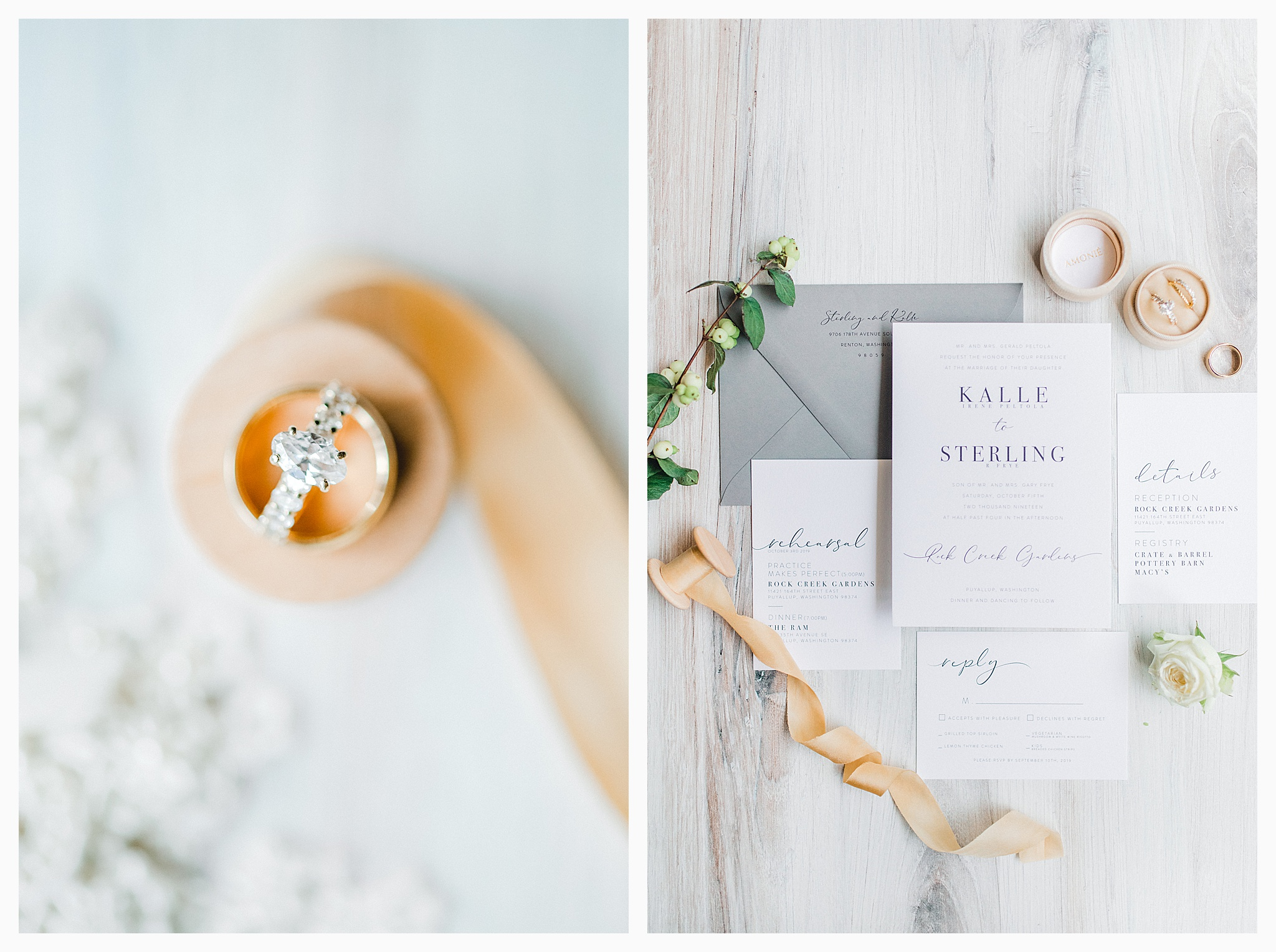 Emma Rose Company Light and Airy Wedding Photographer, Beautiful fall wedding at Rock Creek Gardens Venue in Puyallup, Washington._0005.jpg