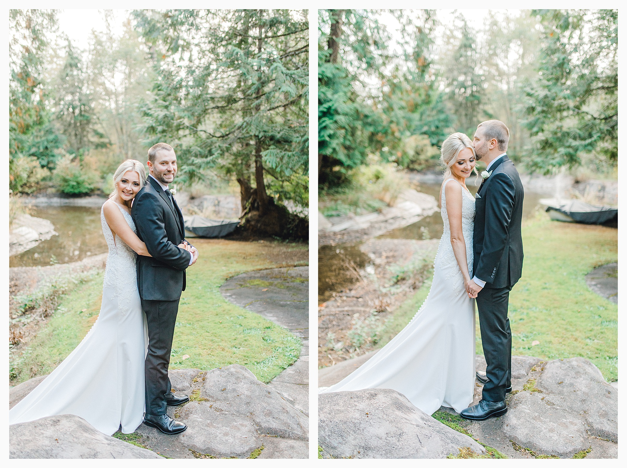 Emma Rose Company Light and Airy Wedding Photographer, Beautiful fall wedding at Rock Creek Gardens Venue in Puyallup, Washington._0038.jpg