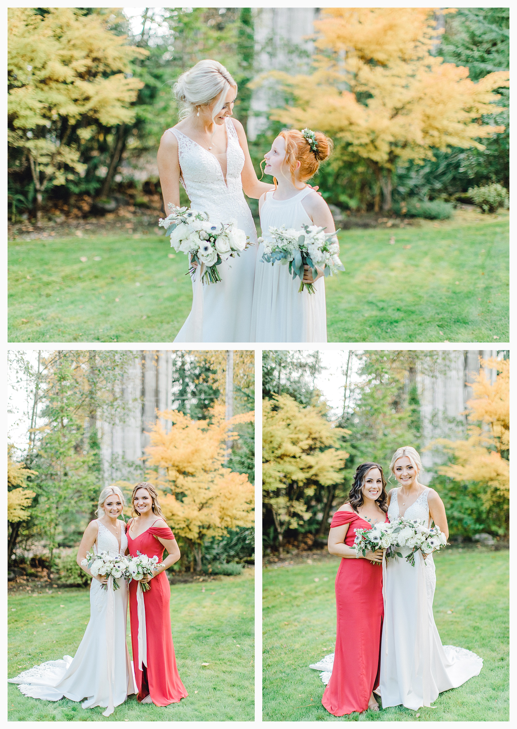 Emma Rose Company Light and Airy Wedding Photographer, Beautiful fall wedding at Rock Creek Gardens Venue in Puyallup, Washington._0046.jpg