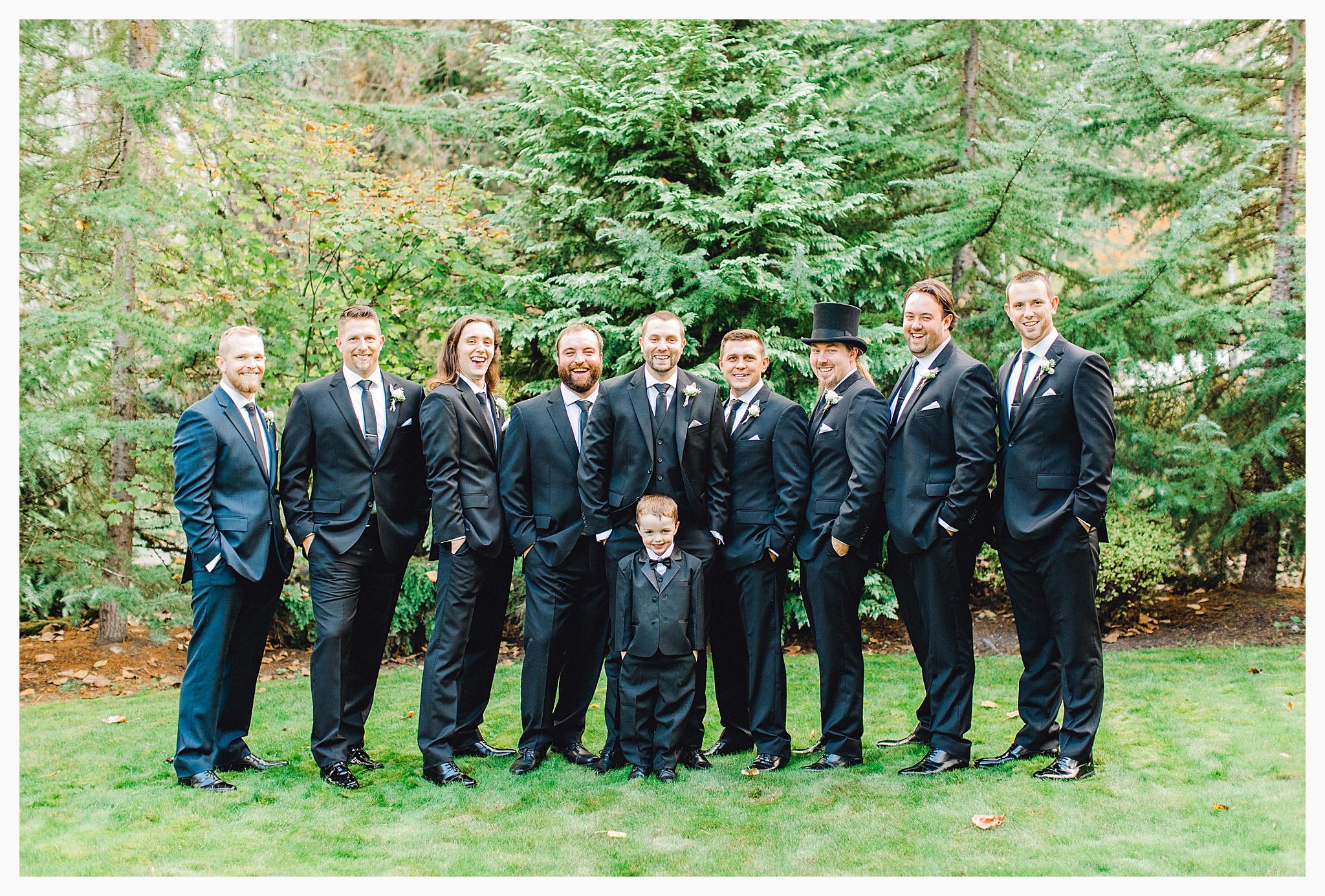 Emma Rose Company Light and Airy Wedding Photographer, Beautiful fall wedding at Rock Creek Gardens Venue in Puyallup, Washington._0050.jpg