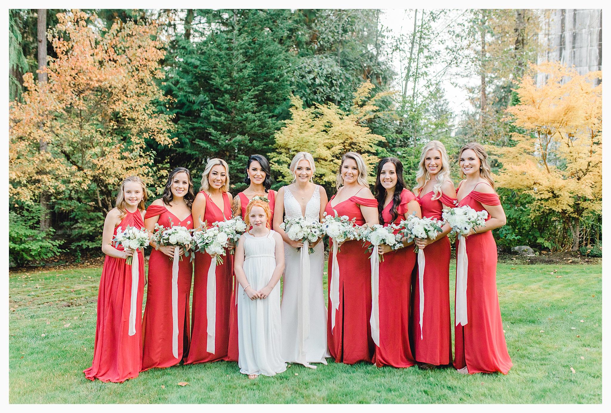Emma Rose Company Light and Airy Wedding Photographer, Beautiful fall wedding at Rock Creek Gardens Venue in Puyallup, Washington._0051.jpg