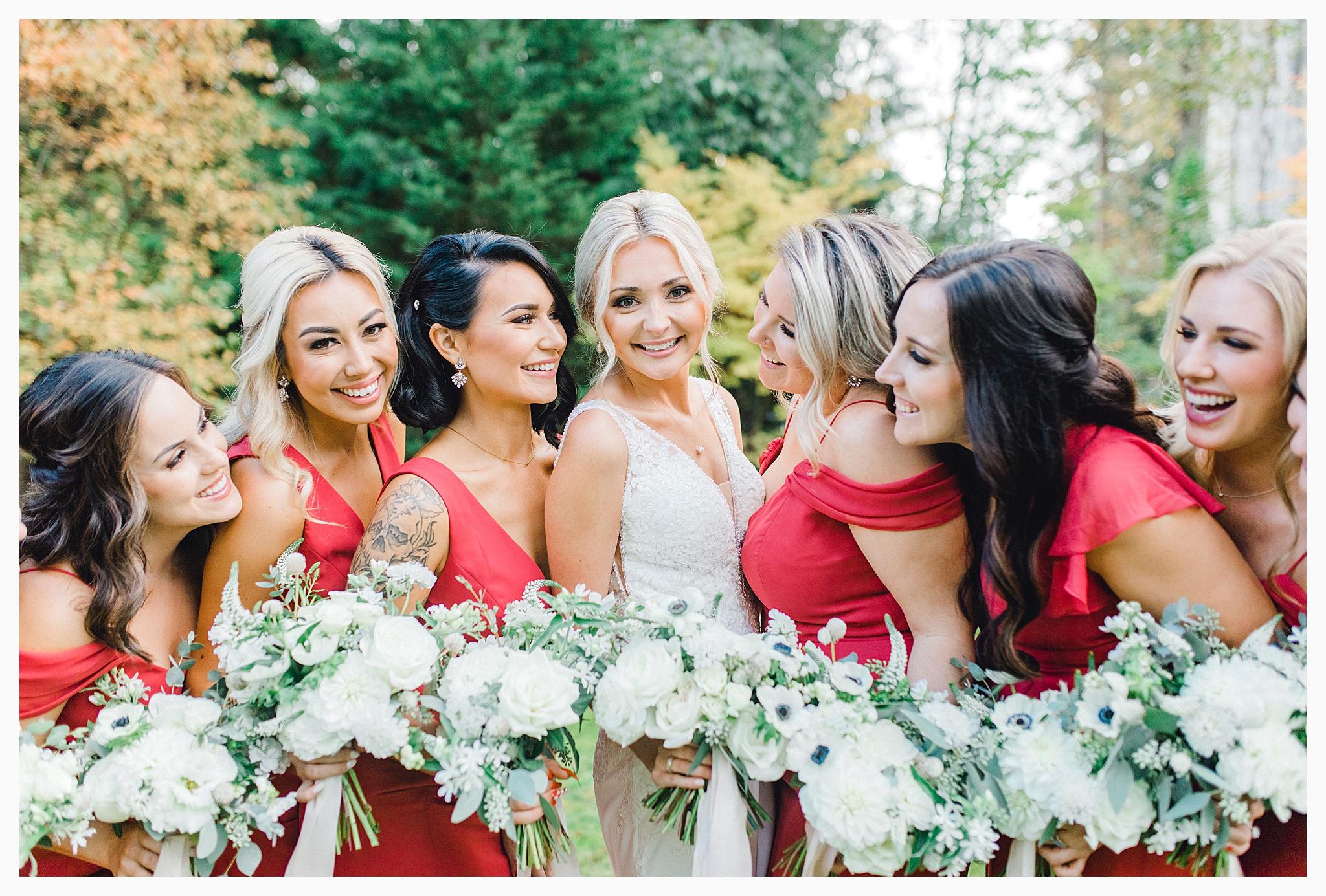 Emma Rose Company Light and Airy Wedding Photographer, Beautiful fall wedding at Rock Creek Gardens Venue in Puyallup, Washington._0055.jpg