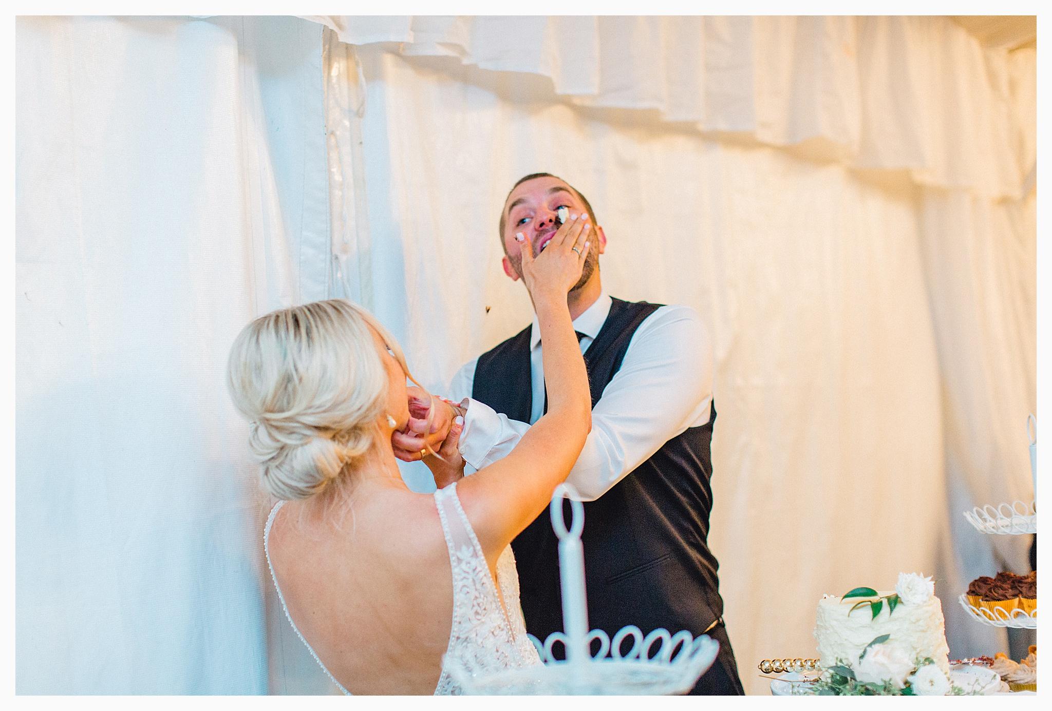 Emma Rose Company Light and Airy Wedding Photographer, Beautiful fall wedding at Rock Creek Gardens Venue in Puyallup, Washington._0105.jpg