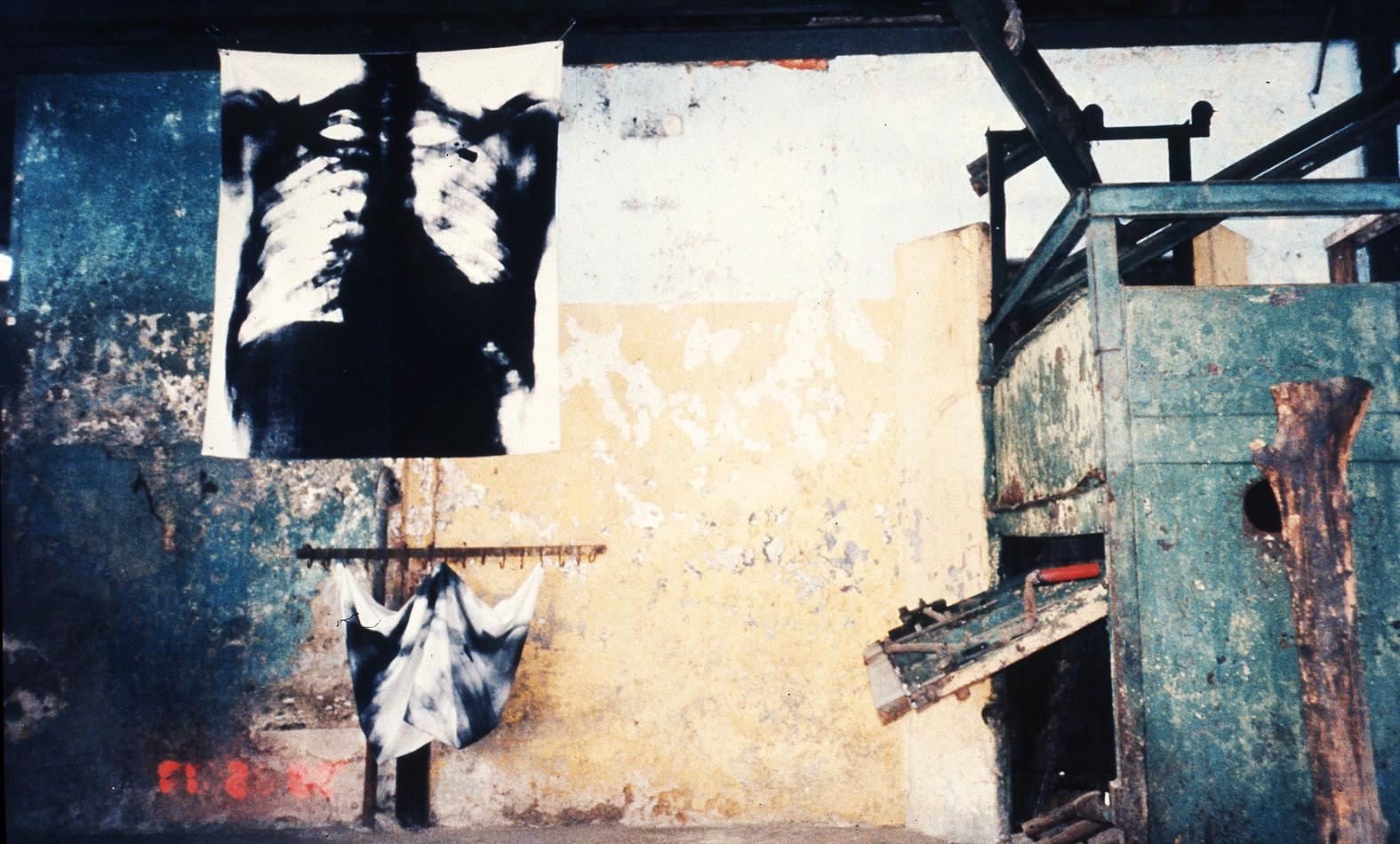 Carne de Cañón, 1998, La Ganadera-Salón Aragua