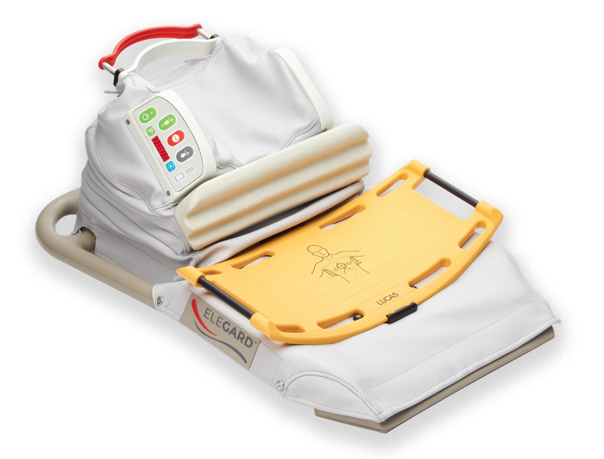 CPR Patient Positioner