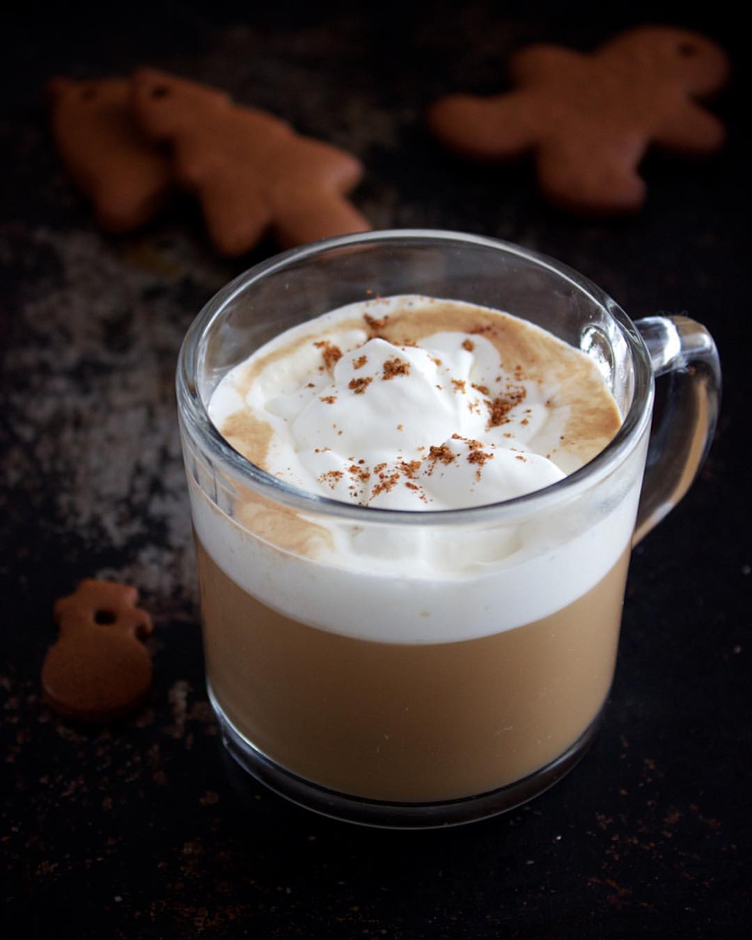 Maple Gingerbread Latte