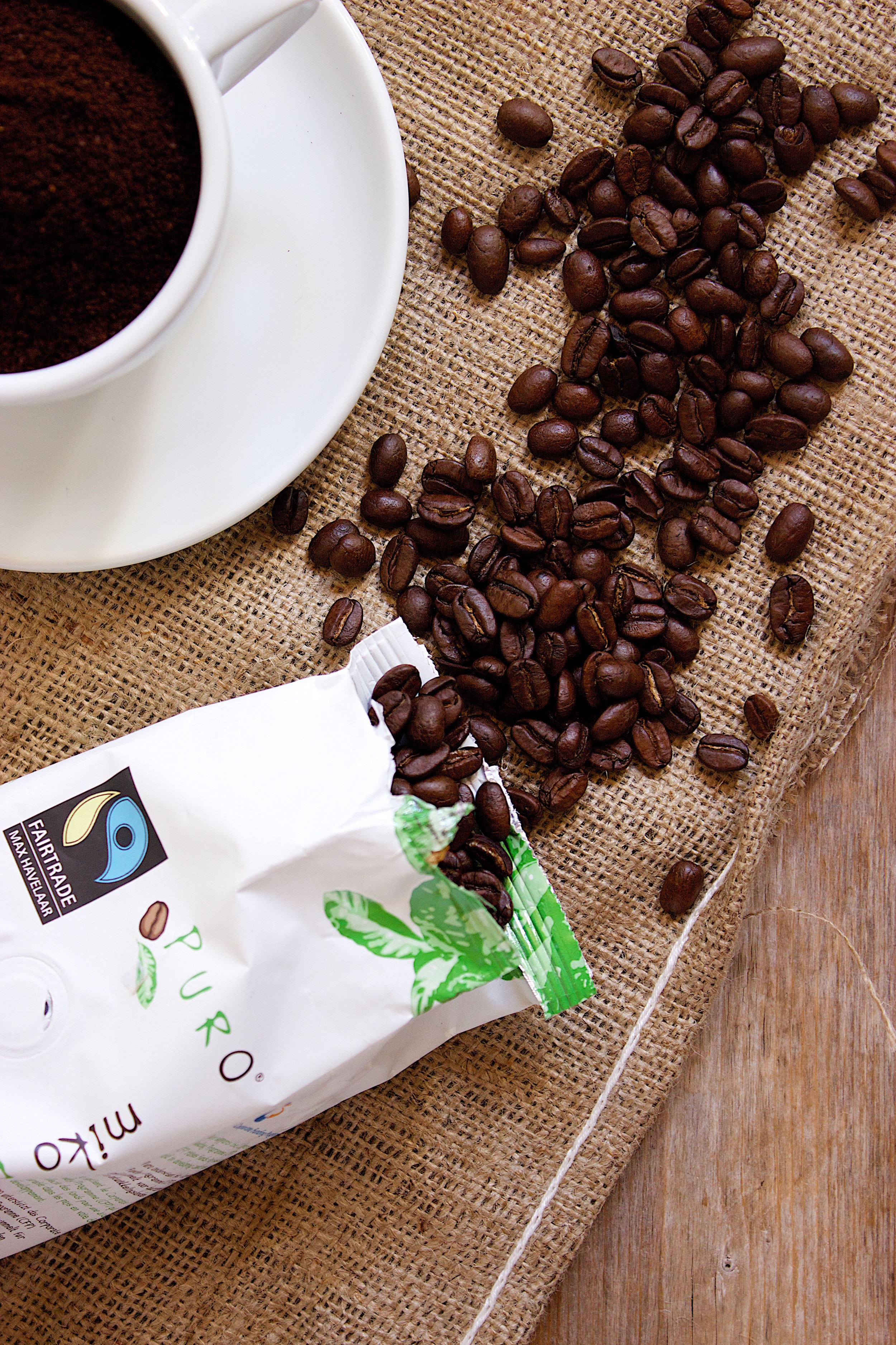 Puro Fairtrade Coffee