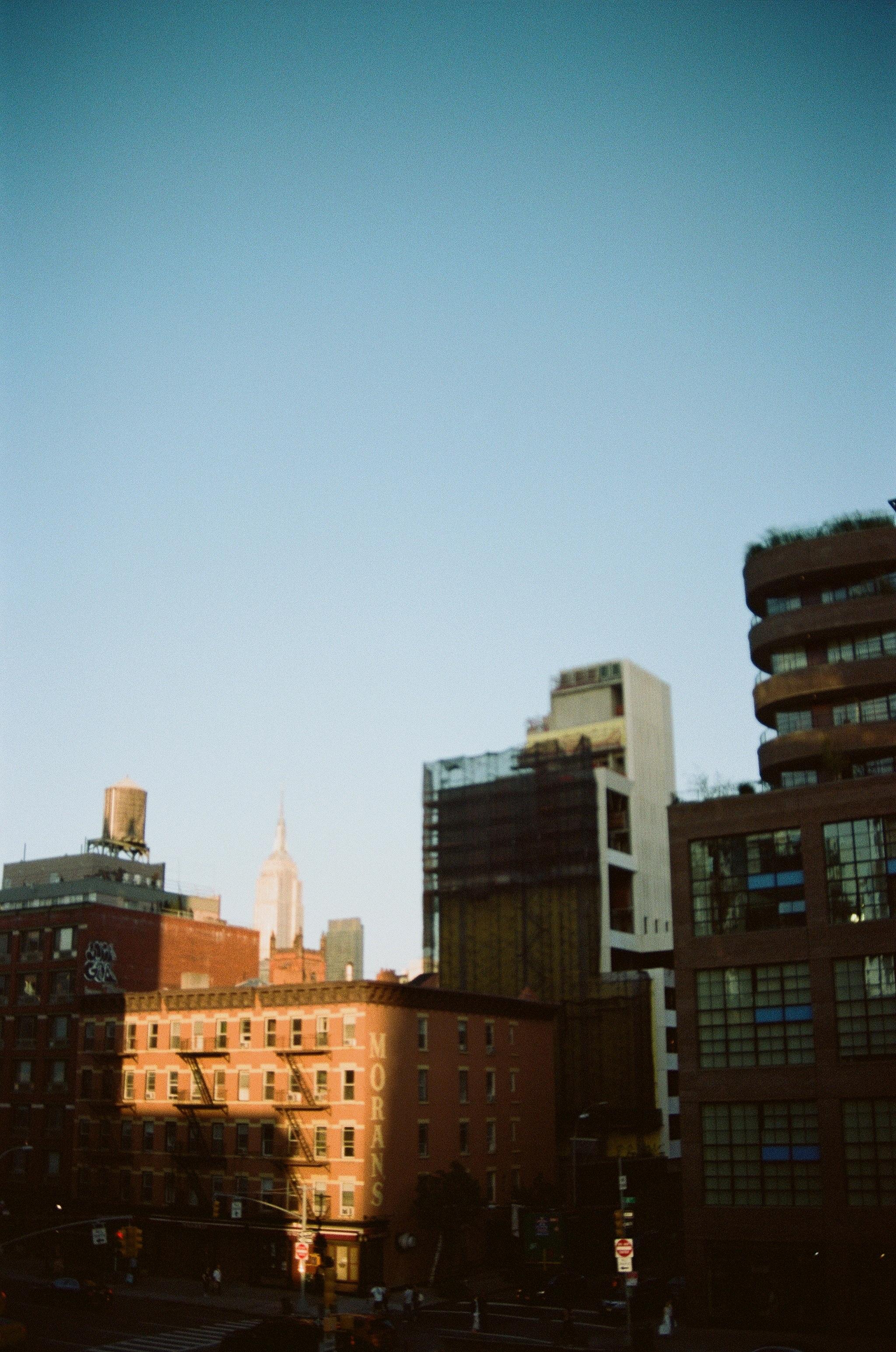 Closing Time, New York, NY, USA