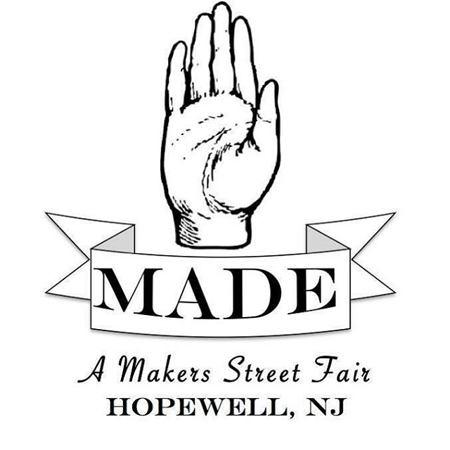 I'm missing my first @handmadehopewell in years because I'll be at a conference, but check out the amazing vendors and snag your Mother's Day and teacher gifts! Sunday, May 5 from 10-4 on Seminary Ave in Hopewell, NJ. So much fun and such a cute little town. ❤️ I'll be back next year! #handmadehopewell #handmadehopewell2019