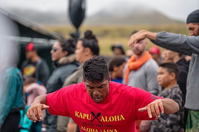 "Reflections from Mauna a Wākea: Many have sacrificed so much to fight for the Mauna. Many have spoken up and let their voices be heard. Some... many.. may roll their eyes at activist. I feel like the word ""activist"" has a negative connotation sometimes. But being on the Mauna and seeing all the Kia'i... all the protectors standing up for land, culture, history, and righteousness, really makes you realize that without these activist- without the radicals - where would we be today? If none of these ""activist"" did their research, go to community meetings, petition, etc... the Hawaiian culture would probably be a past time memory of hula dancers in Waikiki. It's so much more than that. So Mahalo to all the Kia'i and the Kia'i who paved the way 🙏🏽💙✊🏽🔺@protectmaunakea #maunamajority #protectmaunakea ##kapualoha #maunaready #maunatomakai #alohaaina"