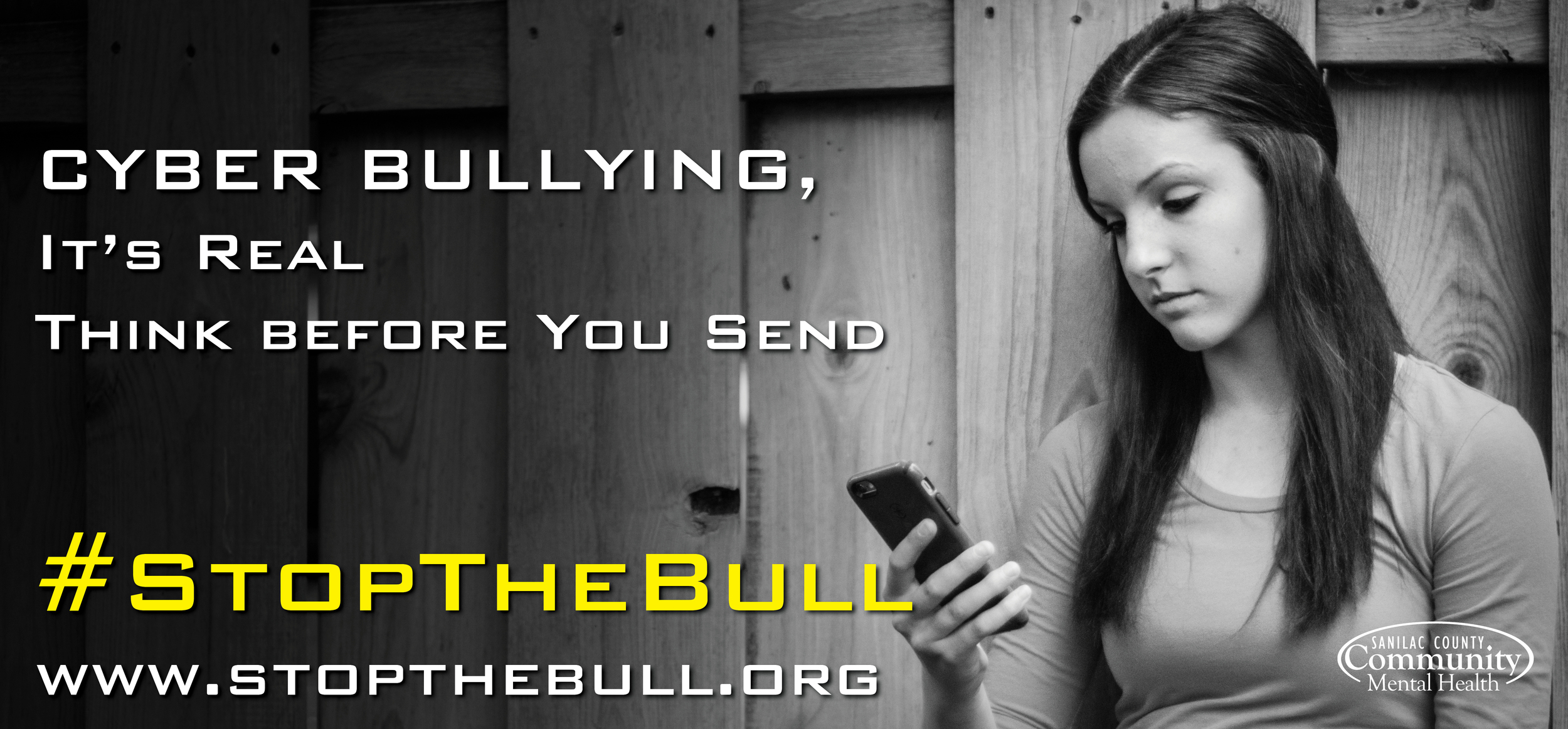 "Bullying, whether in person or electronic, can have a serious impact on a person's mental health over the course of time.  The newer concern that cyber bullying brings with it is that it does not have to be done face to face or ""out loud"".  You could have somebody sitting right next to you bullying or being bullied and never know it.  As with most mental health related issues; prevention, early identification, and early intervention can make a world of difference.  As parents, we should take an active interest in what is being done on electronic devices in our homes or in the possession of our children.  Anybody, adult or child, who knows of cyber bullying taking place can bring it out in the open and help put an end to it.  If you know something, say something.      #StopTheBull"