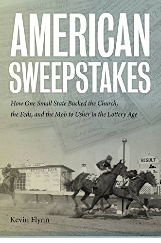 The first legal lottery in the US wasn't a scratch ticket...it was one glorious horse race! The NH Sweepstakes was both national scandal and national sensation - meanwhile the Feds were doing everything to shut it down.