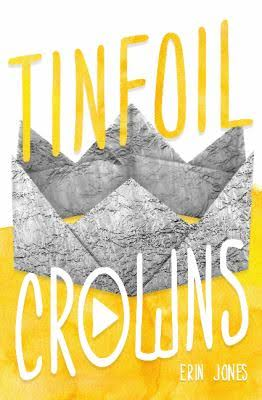 Tinfoil Crowns, out  May 7th, 2019  from  Flux Books . You can pre-order online or from your local bookstore!   Indiebound    Barnes & Noble    Amazon