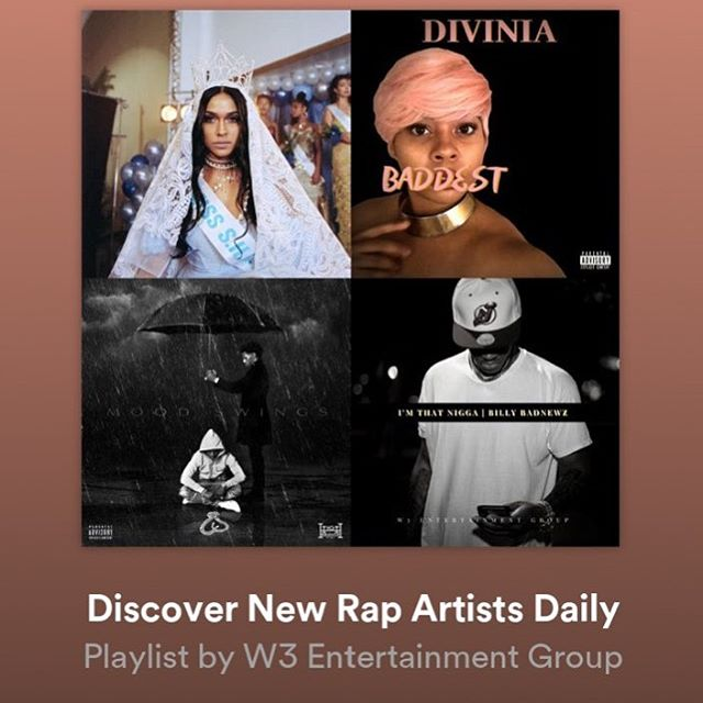 New #Playlist on @Spotify: Discover New Rap Artists Daily ! Updated daily with new #rap music from hot new #Hiphop artists! Link in bio: https://open.spotify.com/user/dnyhfeooam783u5hksz4ergmv/playlist/0h7rMSyeQU0ooVXxuTRCDd?si=5MeWrqAASVmzG6pH6-0Bqw  #follow #discover #explore #wshh #w3ent #w3entertainmentgroup #fire #hotnewmusic #rappers #singers #f4f #musicbusiness #spotifyplaylist #musicindustry #musiclovers #hiphopplaylist #vibes #spotify