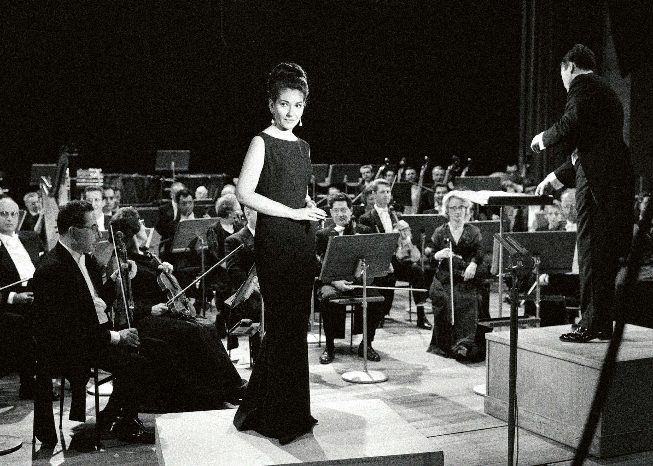 Les Grands Interprétes, Paris 1965 © Fonds de Dotation Maria Callas