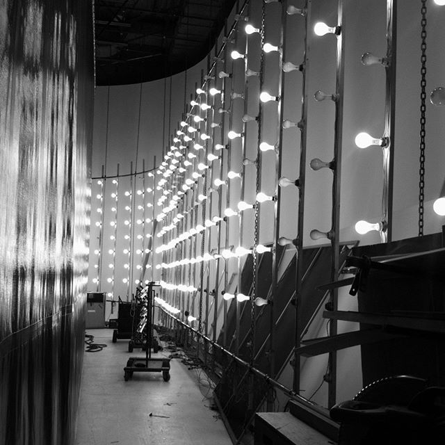 Oh, to be a fly backstage.  Who would you like to watch from the backstage wing?  #thisiswherethemagichappens #theatreproblems  #inthewings