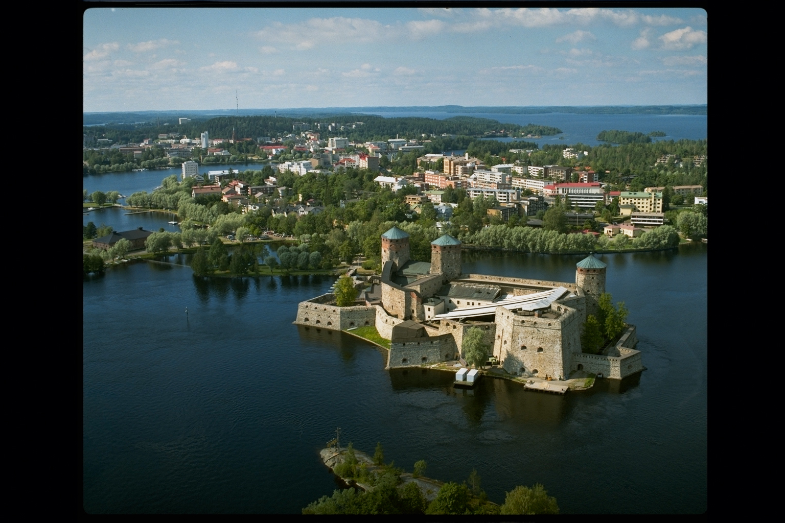 castle Savolinna festival