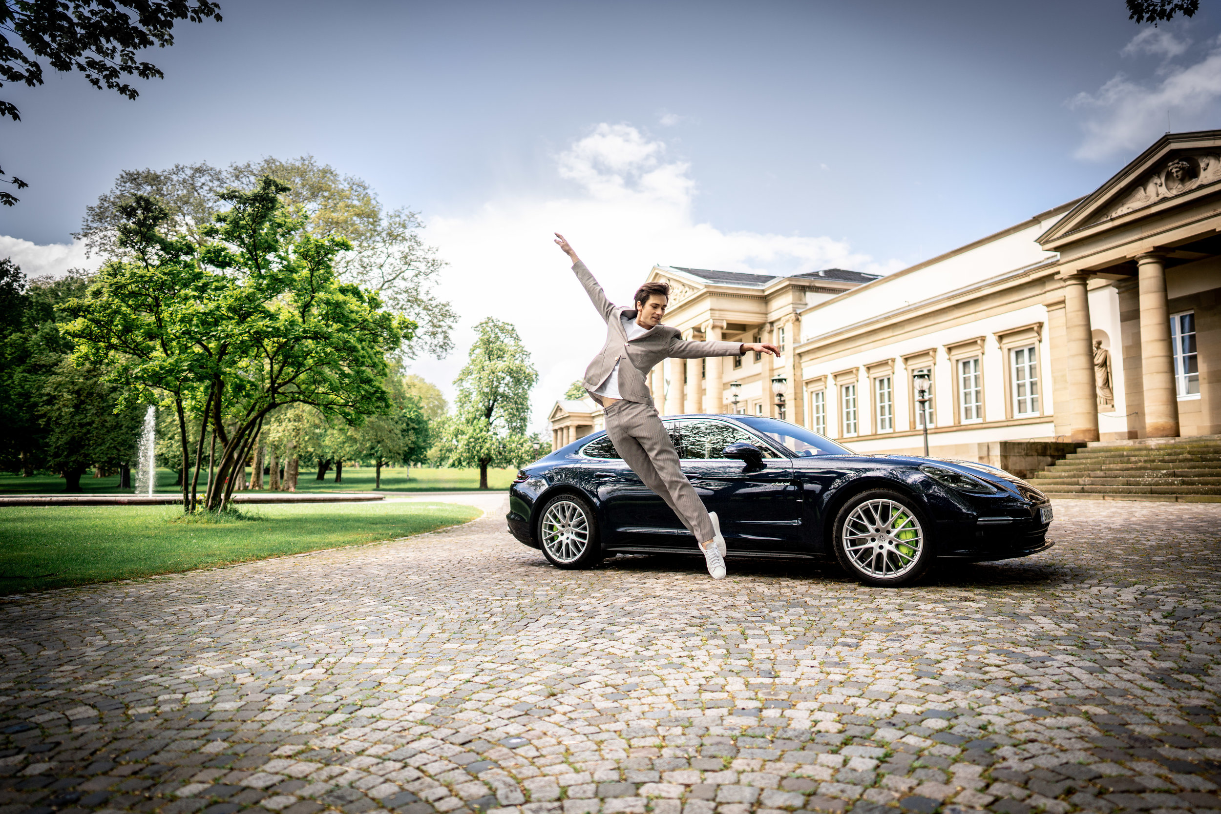 Friedemann Vogel Porsche Spotify list