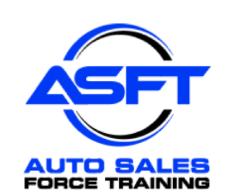 Auto Sales Force Training Calgary