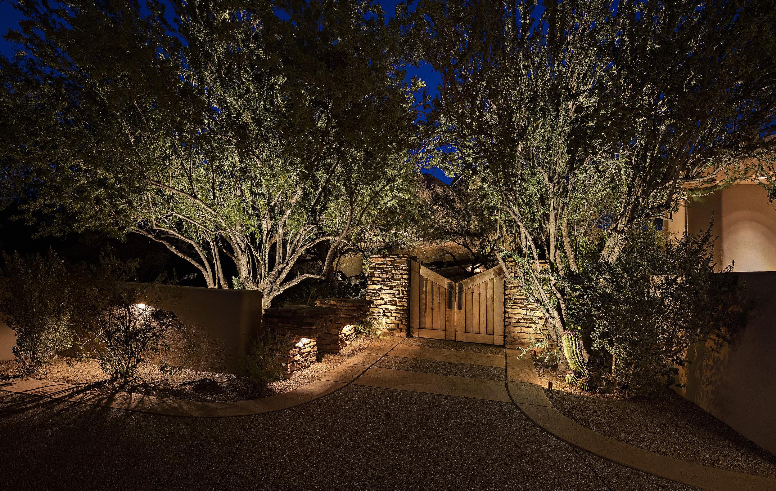Scottsdale Phoenix Az Landscape
