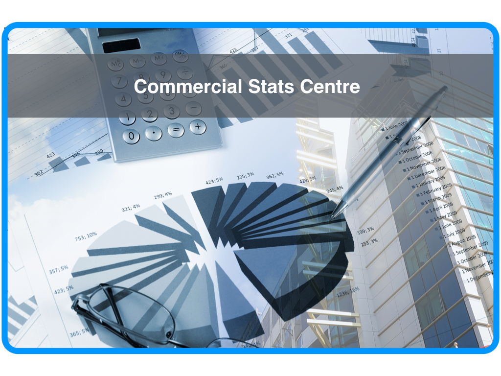 Commercial Stats Centre