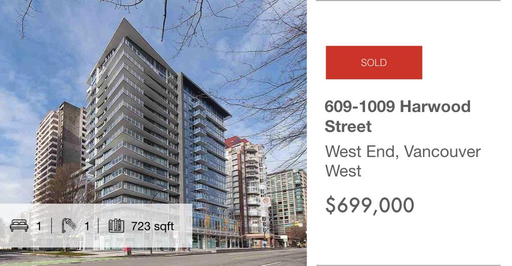 609-1009 Harwood Street