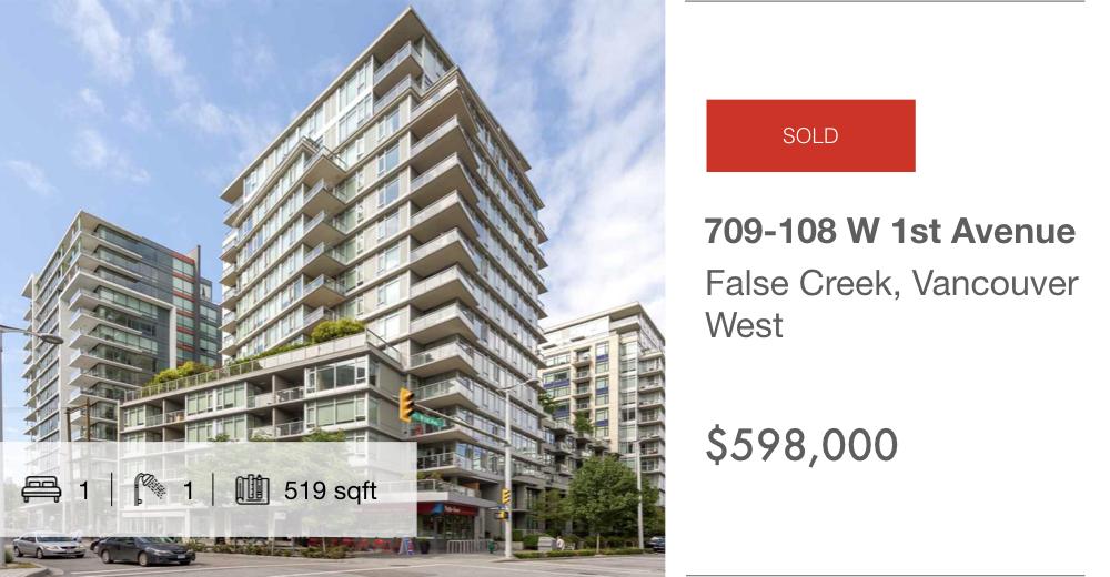 709-108 W 1st Avenue