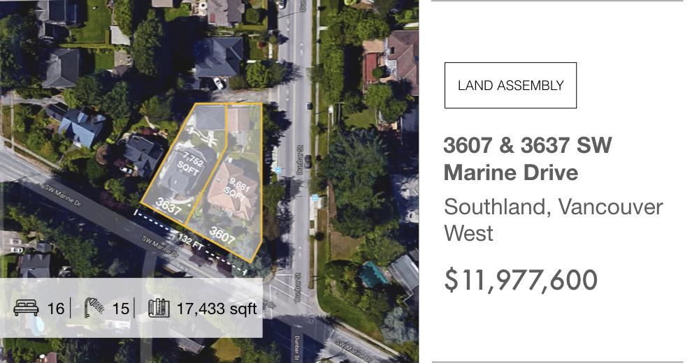 3607 3637 SW Marine Drive