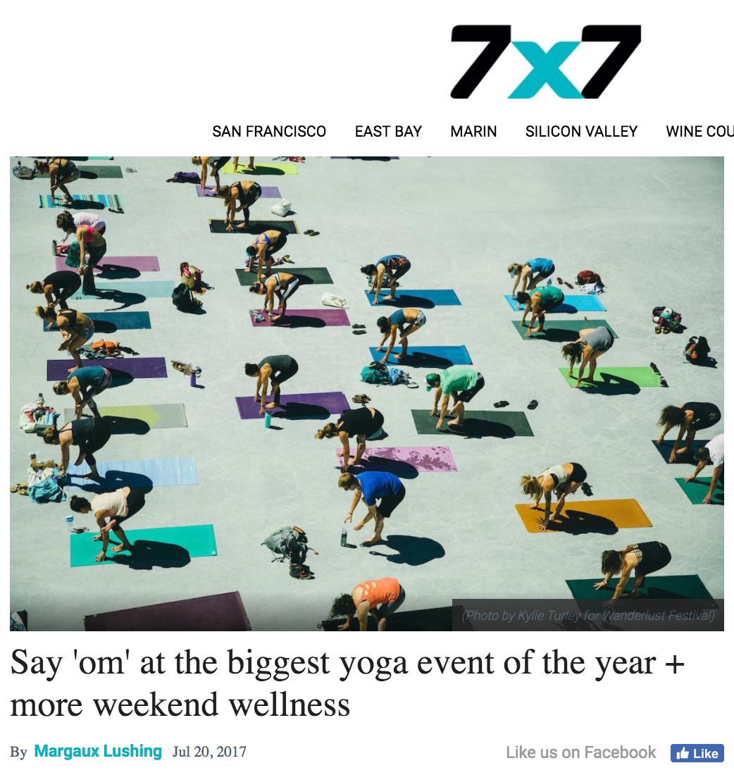 7x7 Yoga San Francisco