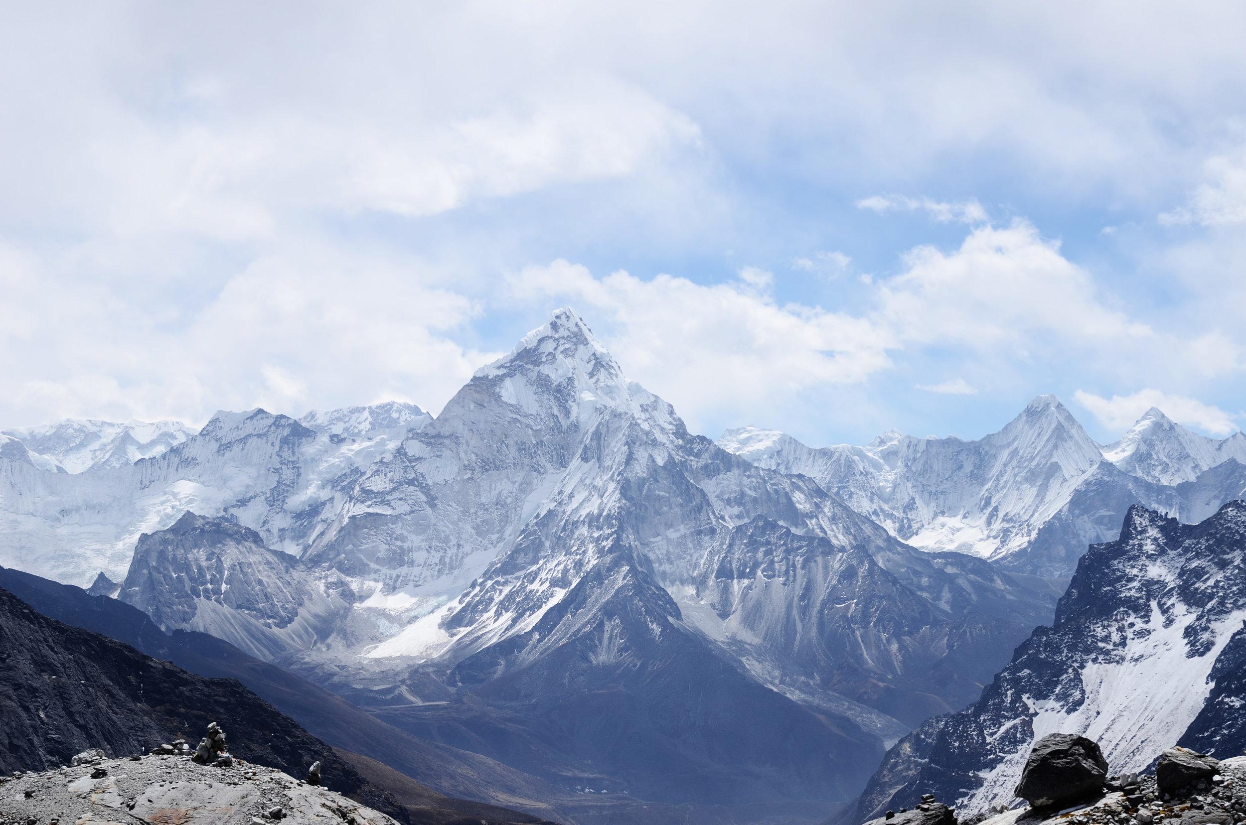 Purnaa is in Nepal, and Nepal is Beautiful!    Photo Credit:  Rohit Tandonvia  Unsplash.com