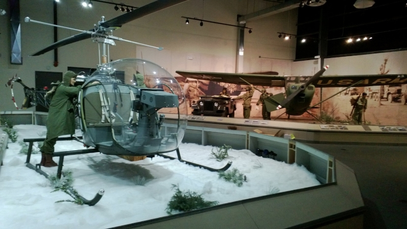 US Army Transportation Museum